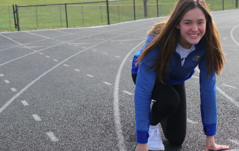 April Athlete Of The Month