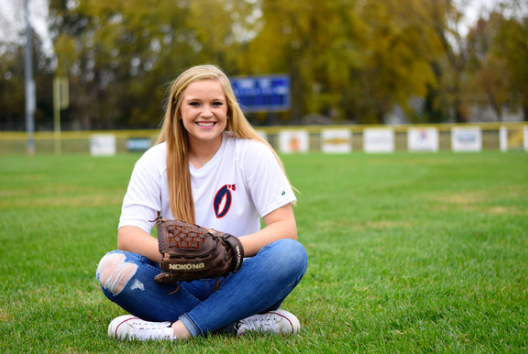Senior Jenna Spence. Photo courtesy of Carrie Babbit