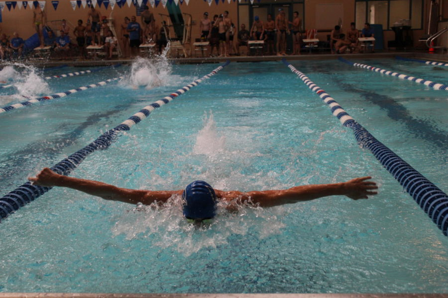 Swimming to Success