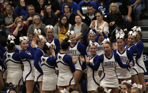 MCCA Cheer Competition
