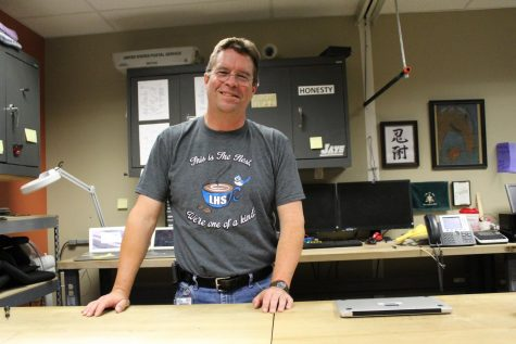 Technology Specialist Tod King
