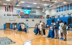 Senior Night Basketball Game